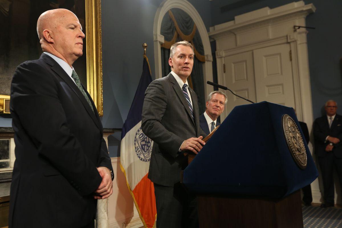 Este domingo asume lleno de retos el nuevo Comisionado de NYPD, Dermot Shea
