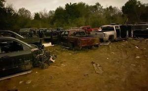 HOUSTON: Autoridades descubren más de 50 vehículos desmantelados, la mayoría robados