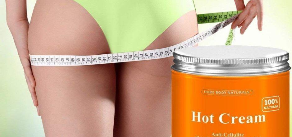 5 cremas calientes para masaje que te ayudarán a quemar la grasa de tu cuerpo
