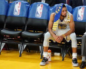Curry se opera la mano y se perderá al menos 3 meses