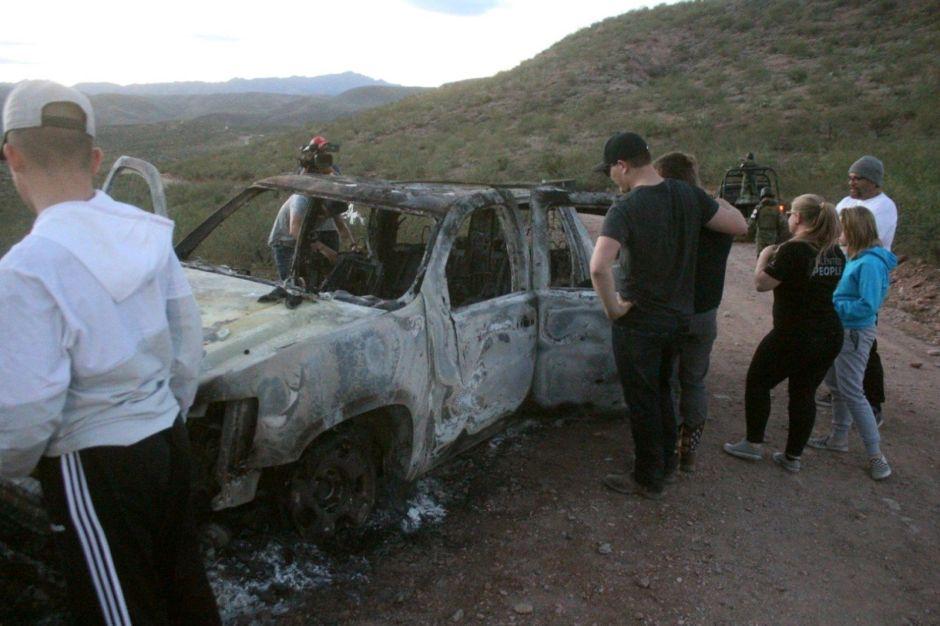Baleados a quemarropa: Así asesinó el narco en México a la familia LeBarón