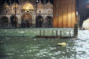 Alerta en el turismo mundial: inundaciones históricas en Venecia y catedral San Marcos