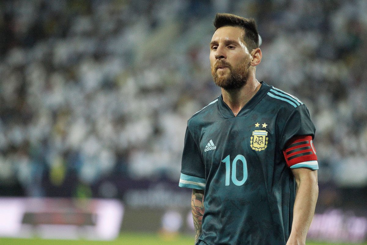 Ya no se soportan: Messi mandó callar a Tite y el técnico de Brasil le respondió