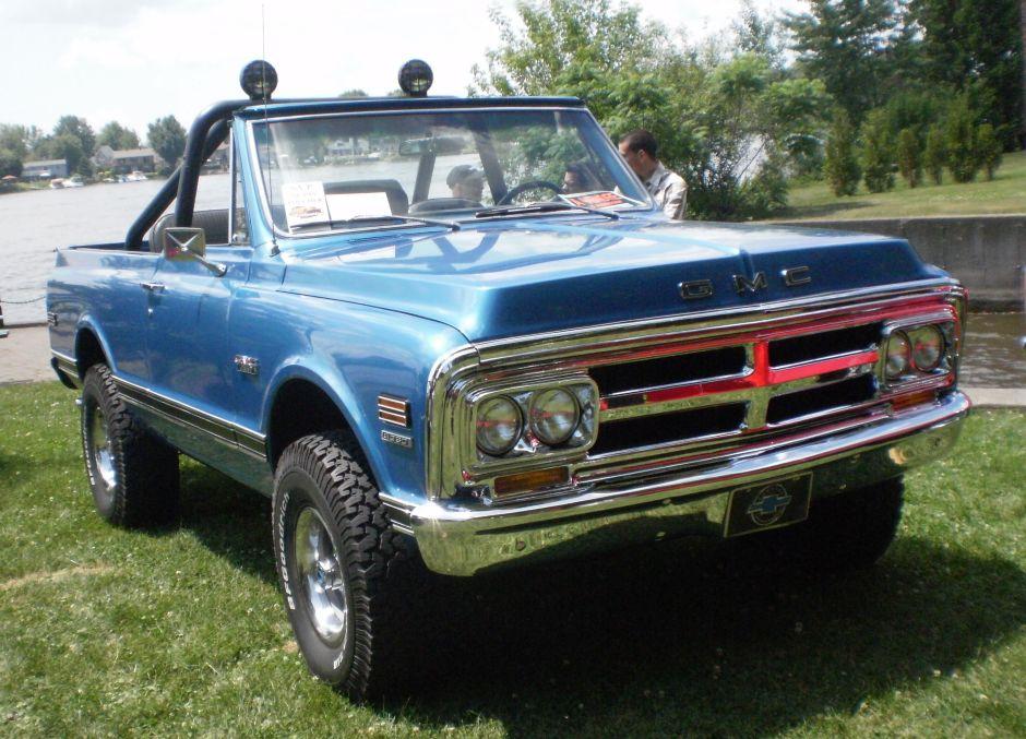 Chevrolet K5, la primera SUV del fabricante: ¿Qué fue de ella?