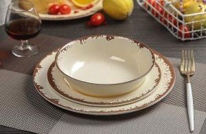 4 sets de vajillas para impresionar a tus invitados en la cena de Acción de Gracias sin gastar mucho dinero