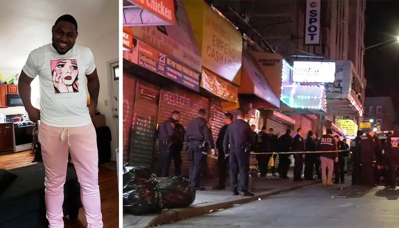 Balacera deja un muerto y un herido en bodega en El Bronx