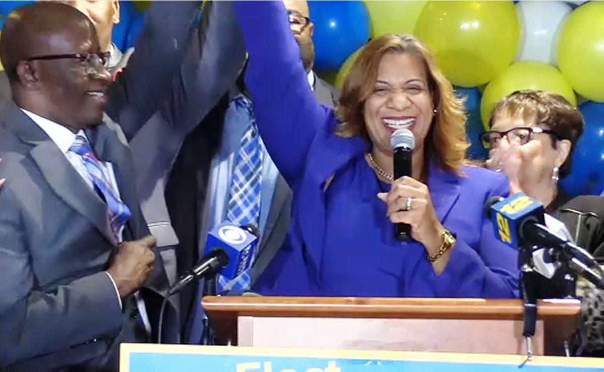 Joven abuela hace historia como primera alcaldesa electa en Westchester, Nueva York