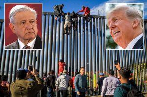 El narco y la violencia arrojan a mexicanos a huir hacia Estados Unidos