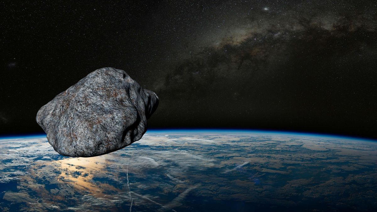 Asteroide que puede destruir planetas se aproxima a la Tierra
