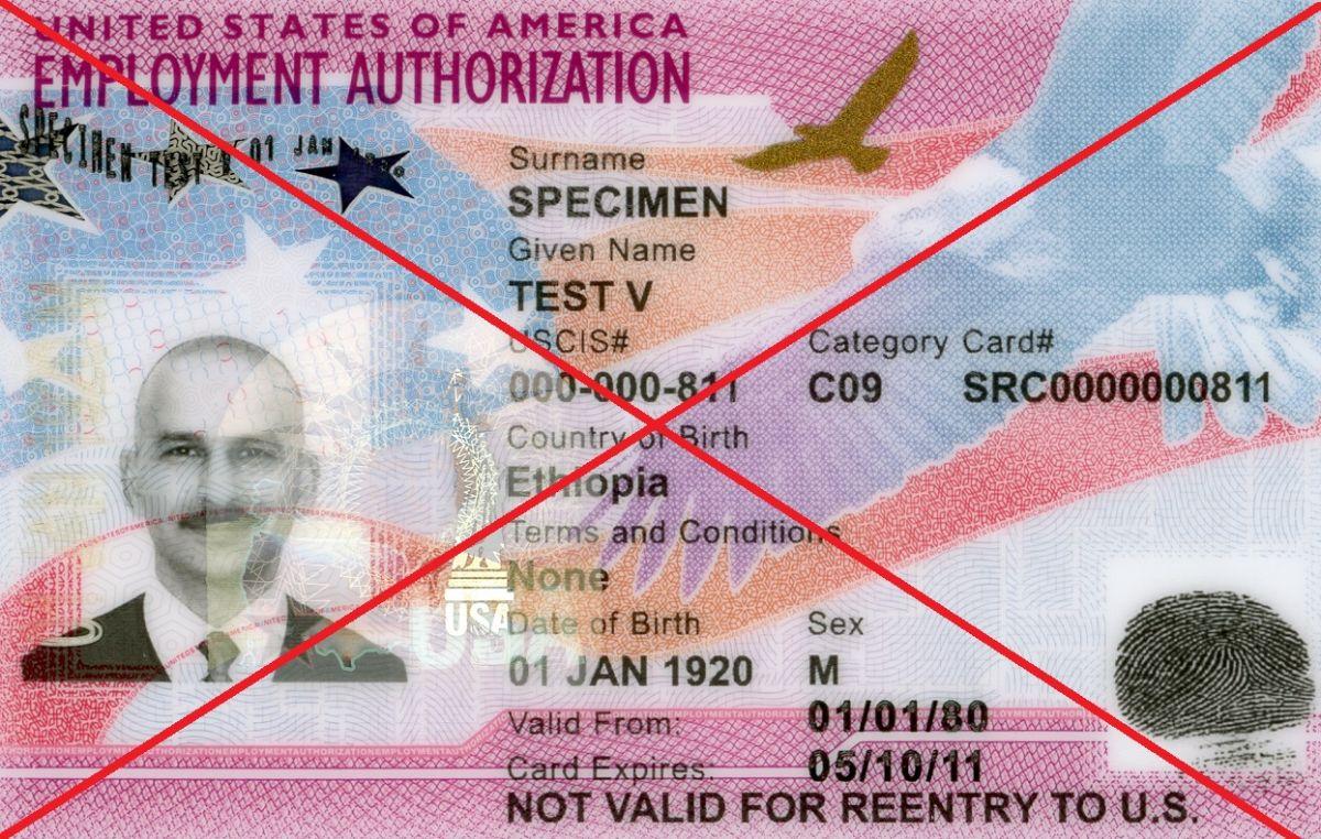 Presionan a Trump para extender automáticamente permisos de trabajo ante coronavirus
