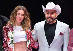 Lupillo Rivera confesó su relación con Belinda, a cambio de que no revelaran un vídeo íntimo de los dos