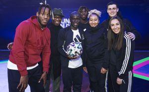 Uniforia: así es el balón oficial de la Euro 2020