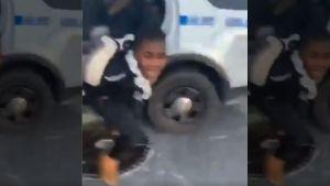 Tres adolescentes detenidas por escape de sospechosa esposada en patrulla NYPD en El Bronx