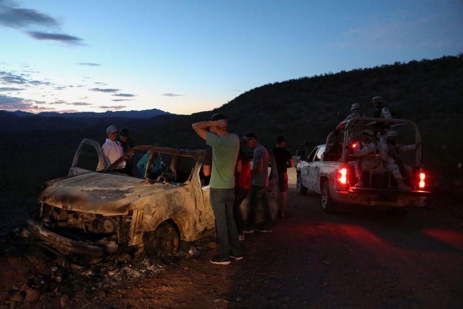 Organización de campesinos, sospechosa de la masacre de familia de mormones LeBarón en México