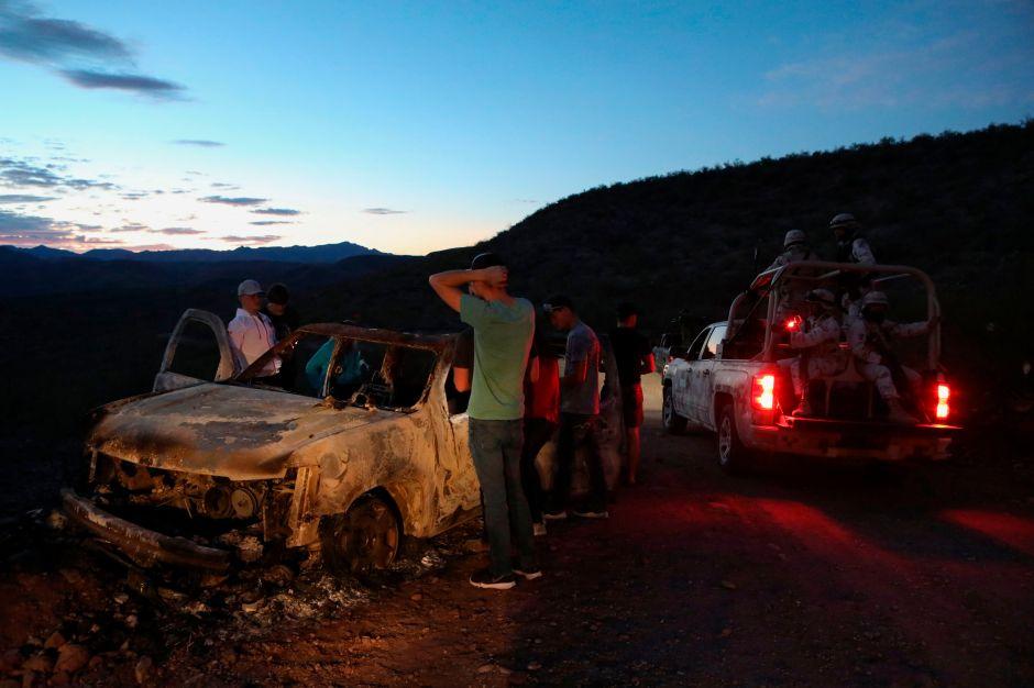 ¿Trump enviaría Ejército a México contra el narco tras masacre de familia LeBarón?