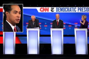Julián Castro queda fuera de debate demócrata. Son 10 los aspirantes a participar