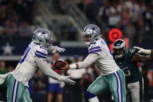 Dallas Cowboys visitan Nueva York en busca de otra victoria