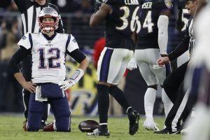 Ravens le pegan y quitan a Patriots el invicto