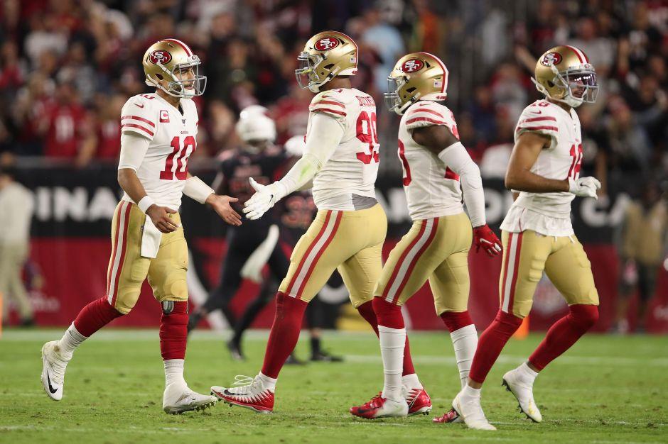 ¡Partidazo para el Monday Night Football! Los invictos 49ers reciben a Seahawks