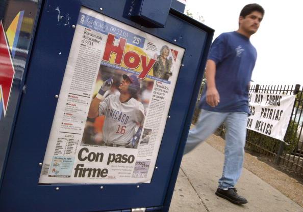 Anuncian el cierre de periódico Hoy en Chicago