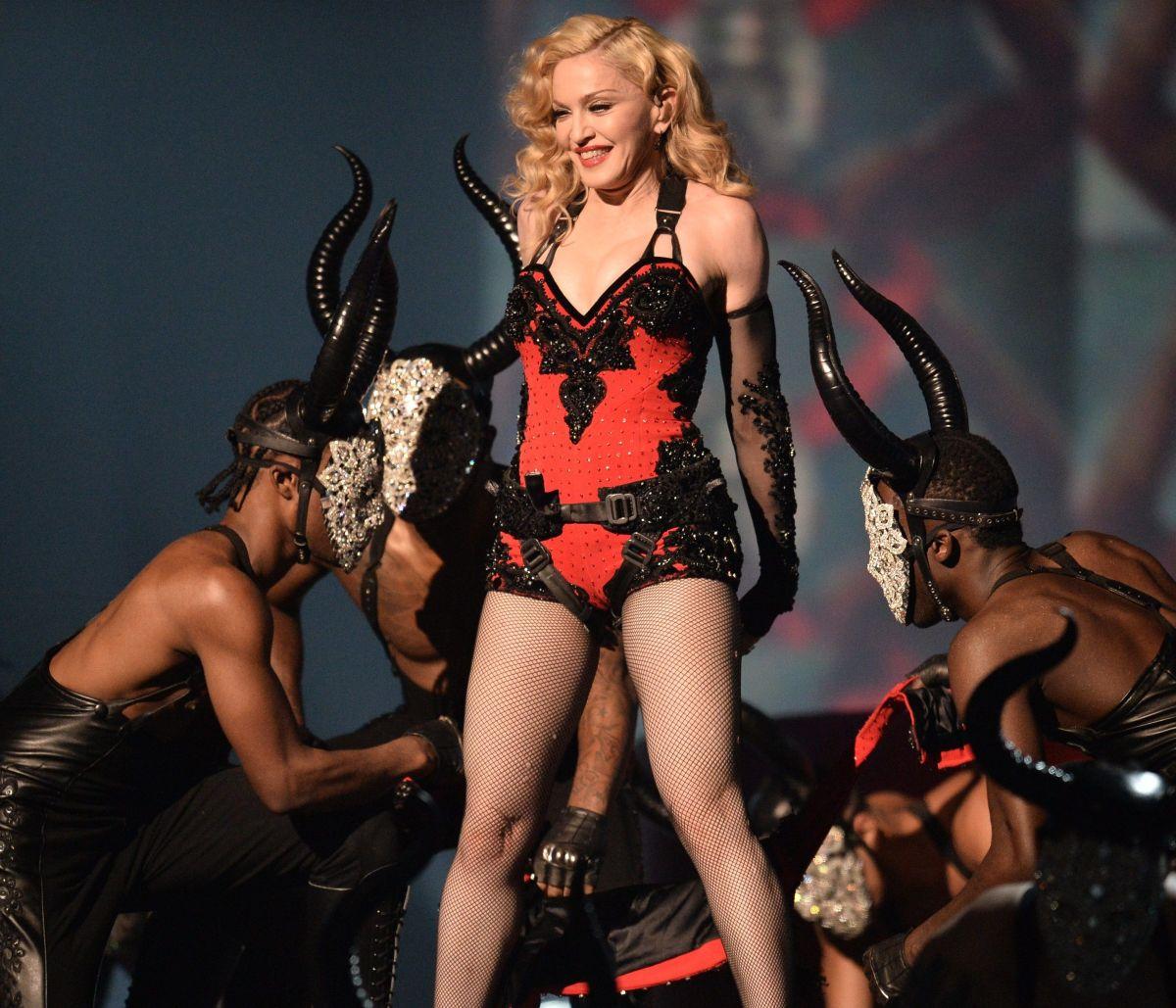 Madonna sorprende a sus fanáticos con lencería sexy sus ¡62 años!