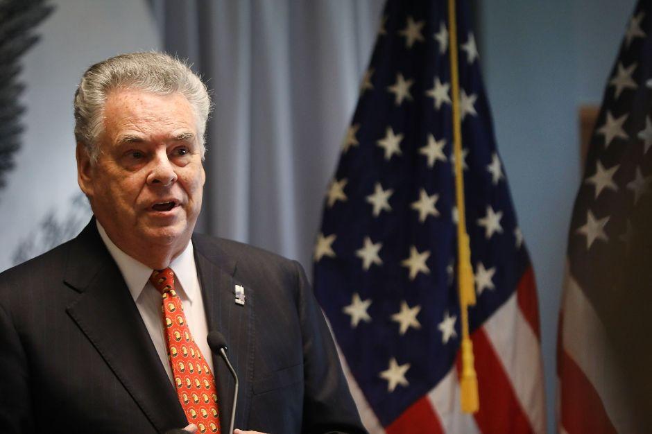 Peter King, otro congresista de Nueva York que no buscará reelección en 2020