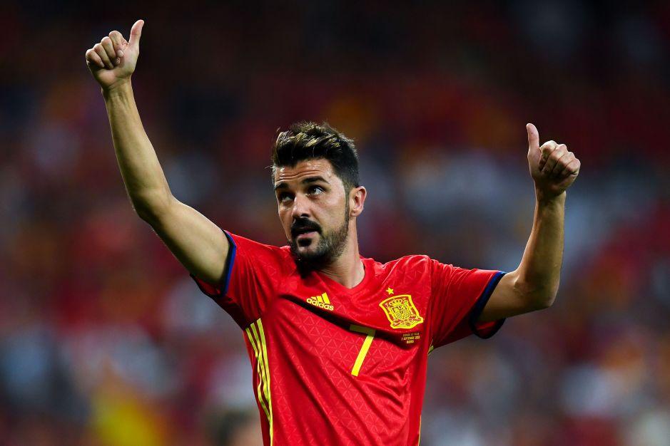 David Villa será propietario de un equipo de futbol en Nueva York