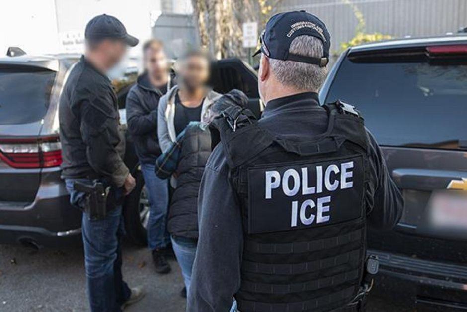 ICE arresta a 19 inmigrantes en minioperativo