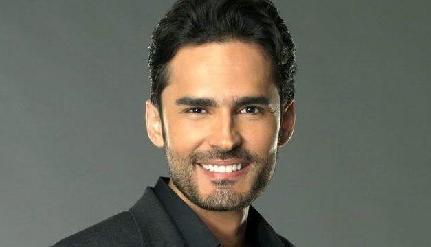 El actor colombiano Fabián Ríos.