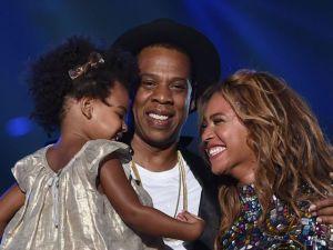Con solo 7 años, la hija de Beyoncé gana su primer premio como compositora