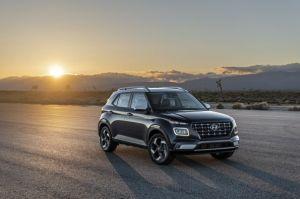 Hyundai Venue, la nueva SUV que puedes comprar por menos de $18,000