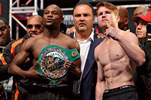 'Canelo' Álvarez negó que Mayweather quiera pelear contra él y se burló de sus rivales, ¡qué cinismo!