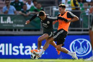 'Chicharito' Hernández y Héctor Herrera dividen puntos en duelo de mexicanos en La Liga