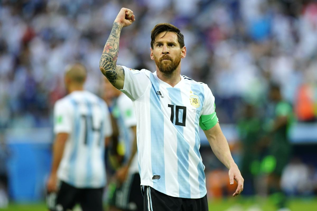 """Con emotivo video Lionel Messi anuncia el regreso de """"la celeste y blanca"""""""