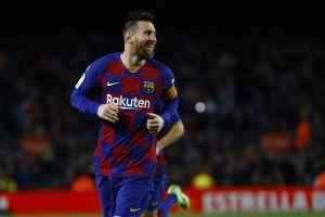 VIDEO: Messi ríe ante asombrosa propuesta del presidente del Almería para ficharlo