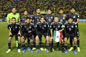 """""""Quico"""", del Chavo del 8, consoló a México Sub 17 tras perder el Mundial"""