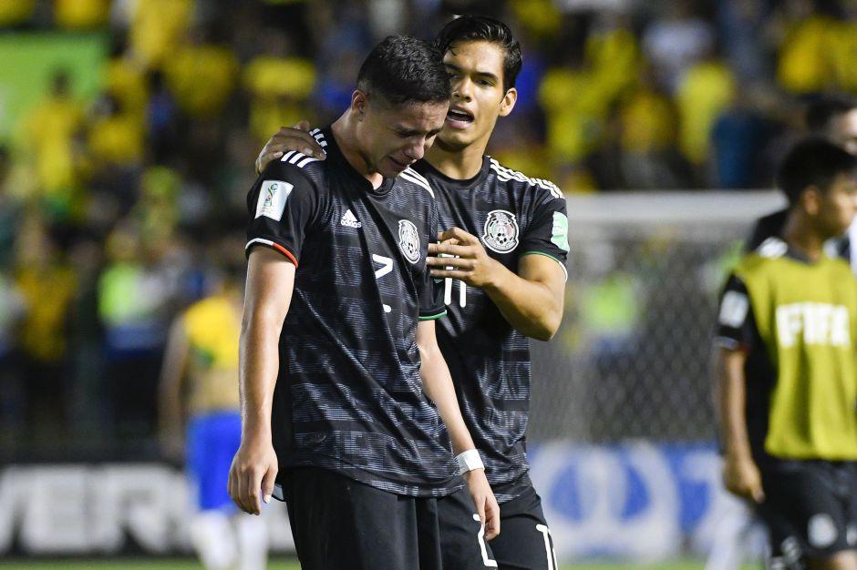¿No era penal? Brasil derrota a México y se queda con el título del Mundial Sub 17 con polémica arbitral