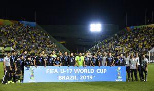 Harían homenaje a los futbolistas Sub 17 en el partido del Tri vs. Bermudas
