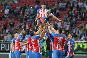 Alan Pulido dedicó el título de goleo a Jorge Vergara, el culpable de que ame a Chivas