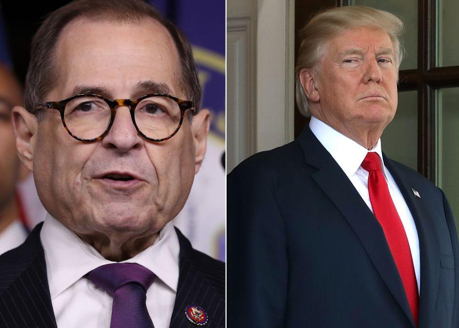 """Juicio político a Trump podría tener veredicto de """"culpable"""" en """"tres minutos"""", afirma Jerrold Nadler"""