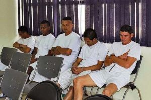 Condena de pandilleros de la MS-13 en El Salvador podría alcanzar 1,500 años de prisión