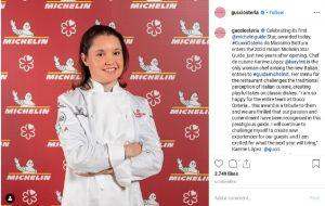 Karime López, primera mexicana que recibe estrella Michelin