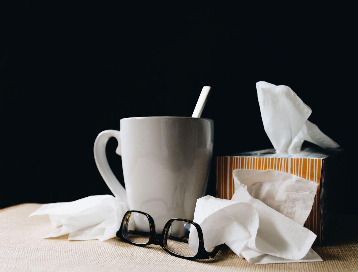 ¿Gripe? 6 tips para terminar con los molestos síntomas en sólo 24 horas