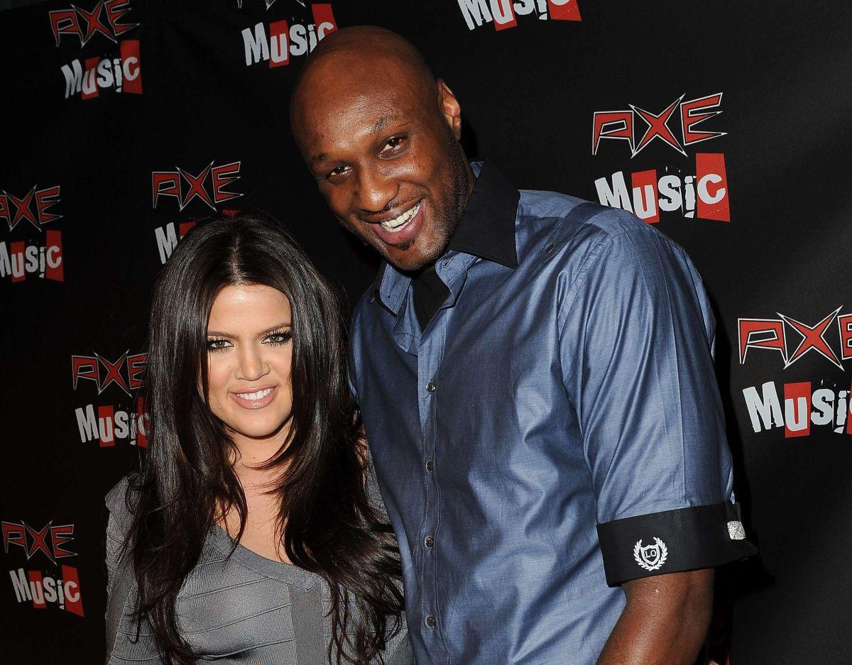 Lamar Odom, ex de Khloé Kardashian, acusa a Sabrina Parr de secuestrar sus redes sociales