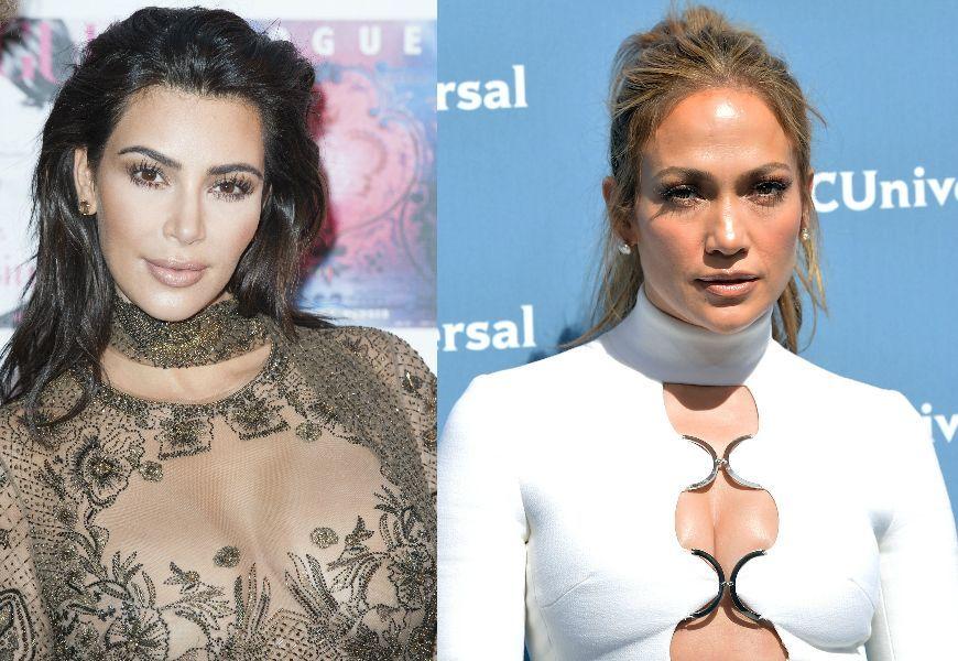 Kim Kardashian vivió otro momento incómodo con JLo mientras protagonizaban un divertido video