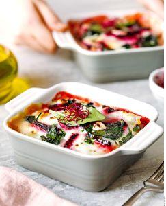 Recetas sin carne: Lasagna de berenjenas del Chef James