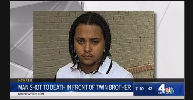 Joven hispano murió baleado frente a su gemelo en el Alto Manhattan