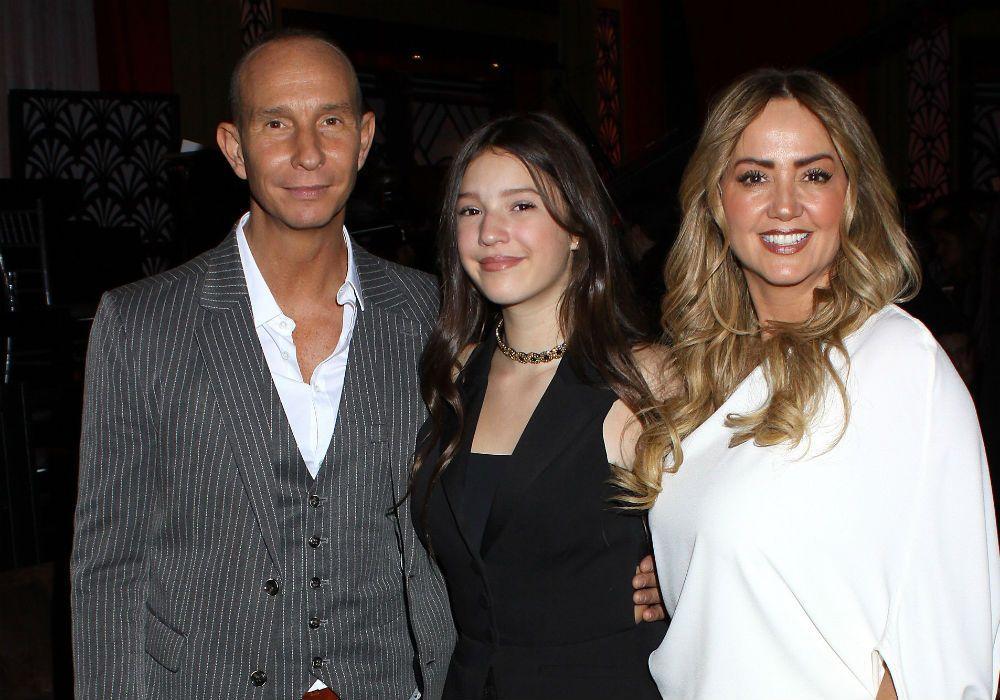 Bellísima: la hija de Andrea Legarreta sigue los pasos de su famosa madre