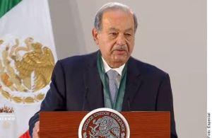 """Carlos Slim afirma que México necesita una """"sacudida"""" para activar la economía"""