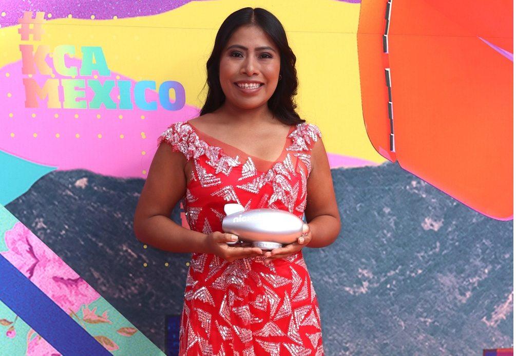 """Yalitza Aparicio es orgullo de Oaxaca y ahora será nombrada """"Mujer Fantástica"""""""